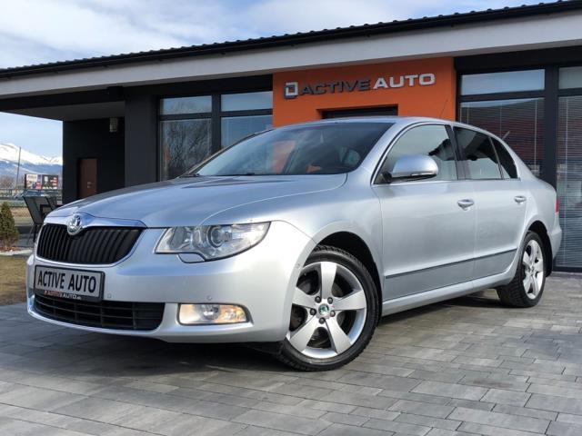 Škoda Superb 2.0TDi Ambition DSG 125 kW