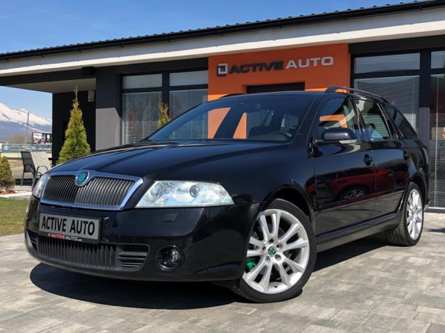 Škoda Octavia Combi 2.0TFSi RS
