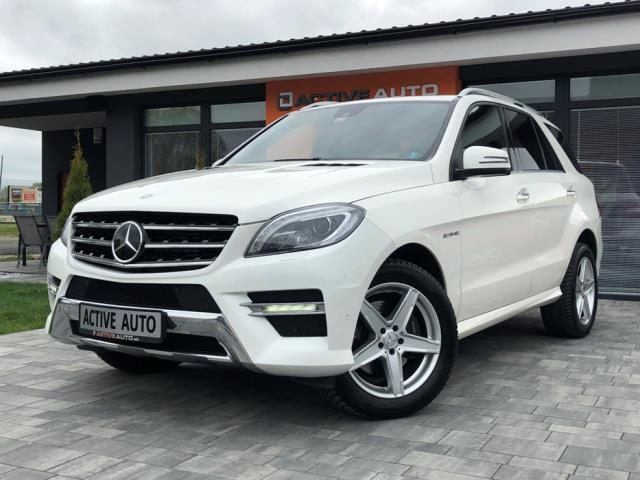 Mercedes M trieda ML 350 Bluetec 4MATIC Edition