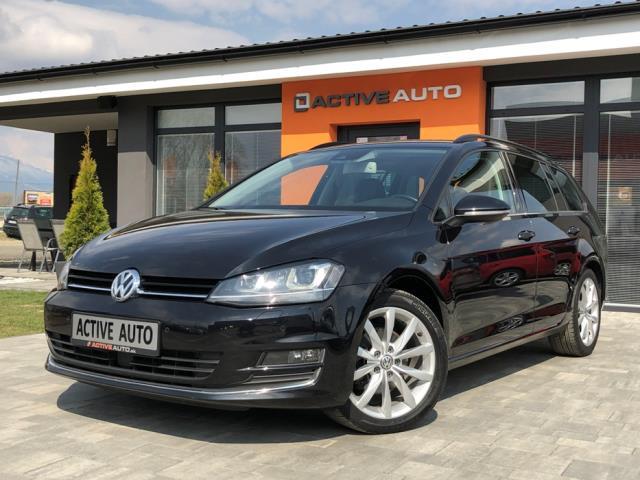 Volkswagen Golf 2.0TDi Highline DSG