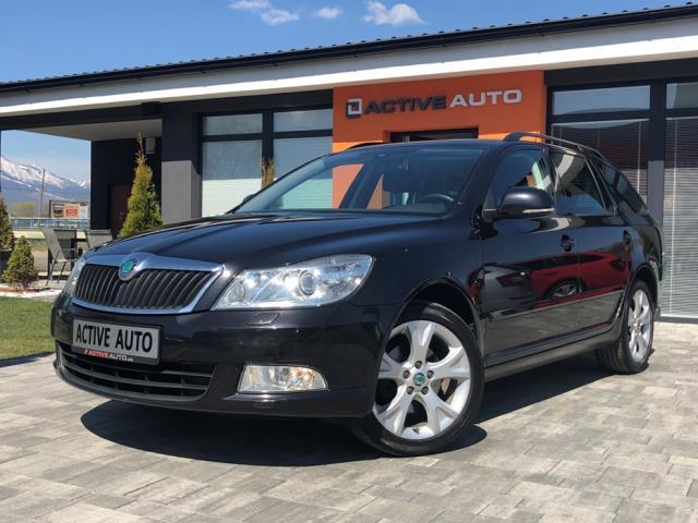 Škoda Octavia Combi 2.0TDi Elegance