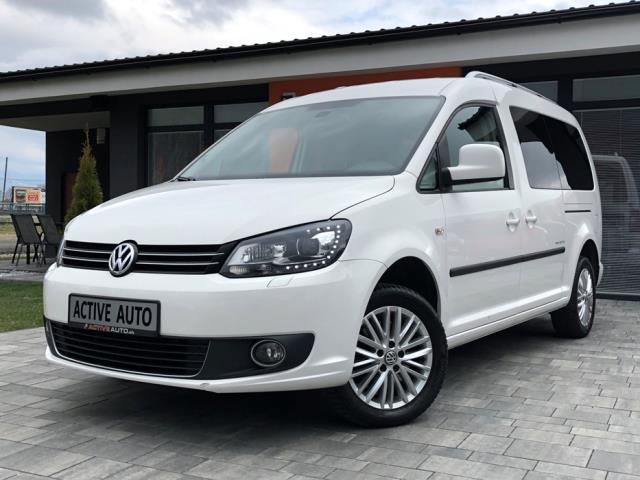Volkswagen Caddy Maxi Comfortline 1.6TDi