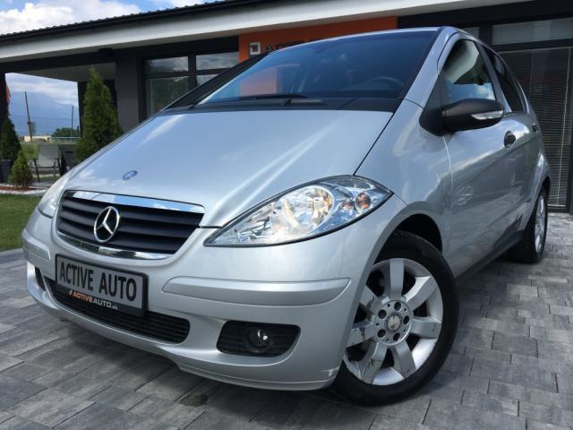 Mercedes A trieda 150