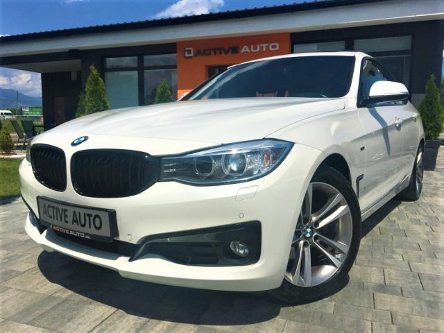 BMW Rad 3 GT 2.0 Sport