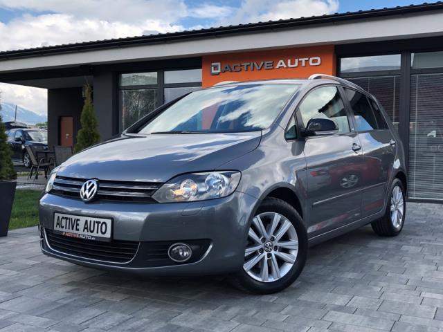 Volkswagen Golf Plus 1.6TDi Style