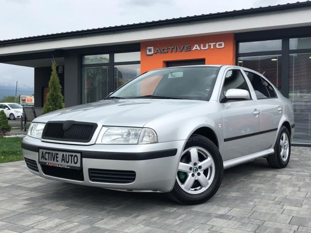 Škoda Octavia 1.6 MPI