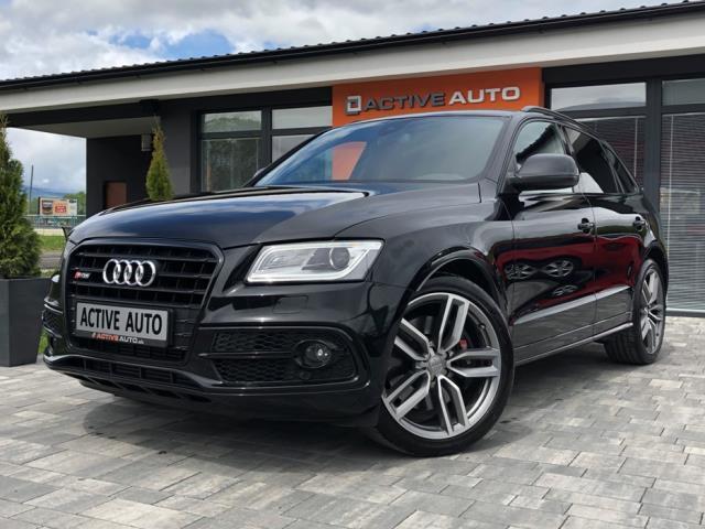 Audi SQ5 3.0 Bi-TDi V6