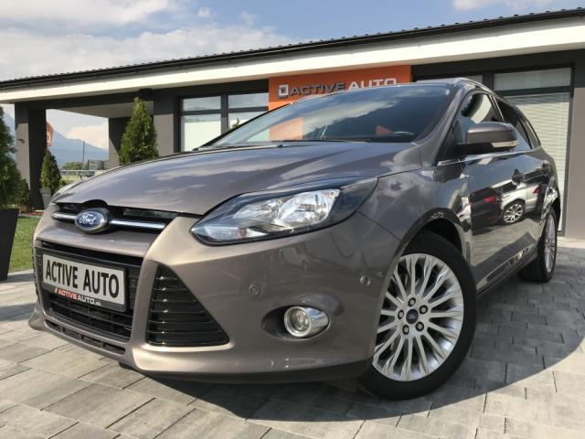 Ford Focus Kombi 2.0 TDCi