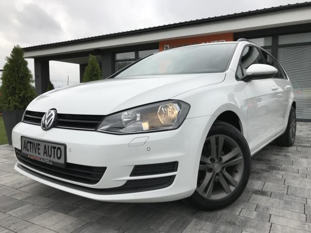 Volkswagen Golf Variant 1.6 TDi