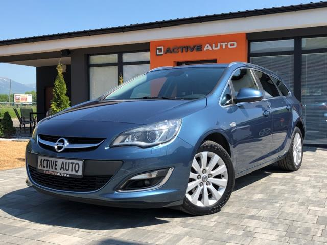 Opel Astra ST Sports Tourer Cosmo 1.6 CDTi