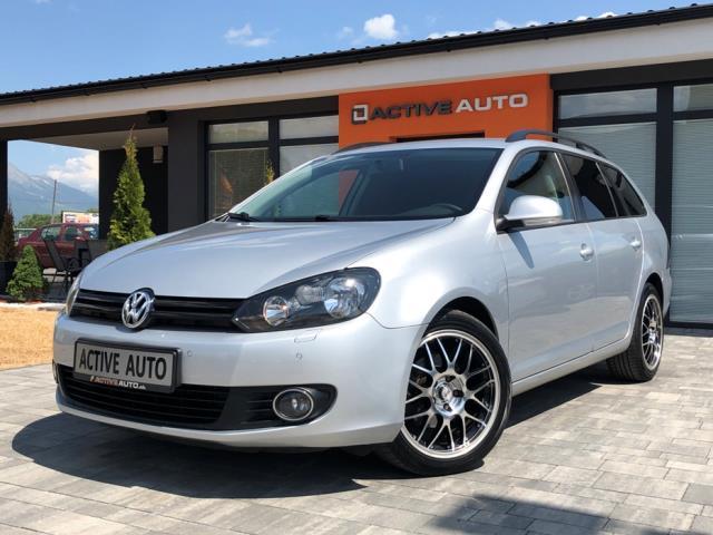 Volkswagen Golf Variant 1.6 TDi Trendline