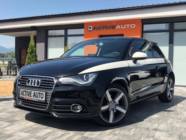 Audi A1 1.4 TFSi S-Tronic Limited