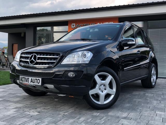 Mercedes M trieda ML 320 CDI 4Matic