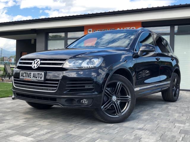 Volkswagen Touareg 3.0 TDi V6 DSG R-line 4Motion