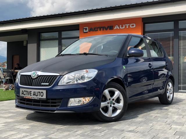 Škoda Fabia 1.2 TDi