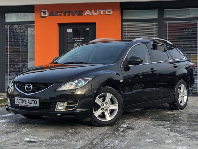 Mazda 6 Wagon 2,0 i + LPG