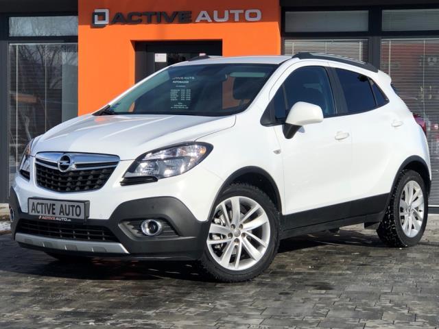 Opel Mokka 1,4 Turbo LPG