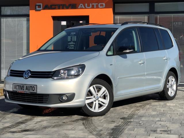 Volkswagen Touran MATCH 2.0 TDi