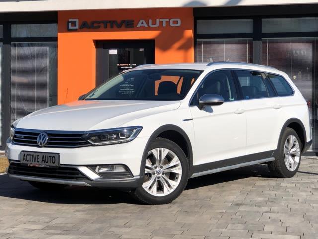 Volkswagen Passat Alltrack 2.0 TDI 4Motion DSG