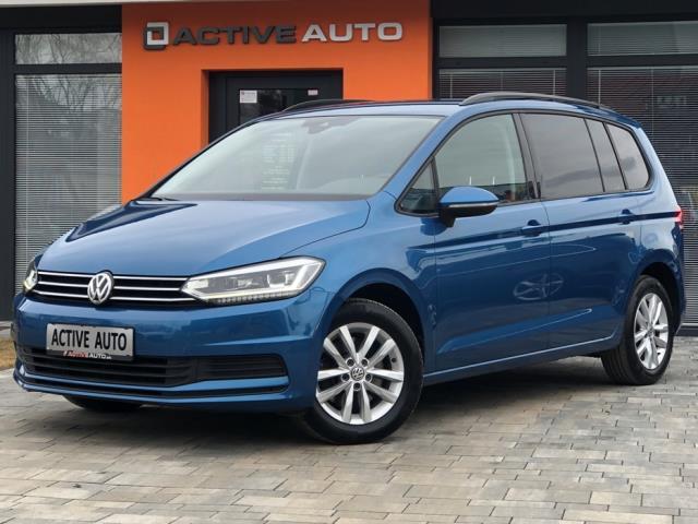 Volkswagen Touran Comfortline 2.0 TDi DSG