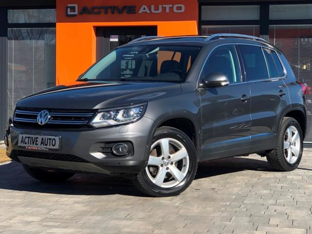 Volkswagen Tiguan Track & Style 4Motion 2.0 TDi 125kW
