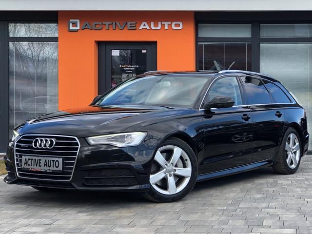 Audi A6 Avant 3.0 TDi Quattro AT/7