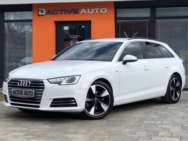 Audi A4 Avant S-Line Sport 2.0 TDi S-tronic