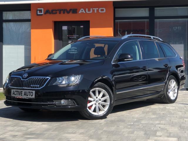 Škoda Superb Combi 1.6 Tdi
