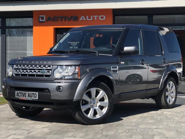 Land Rover Discovery Discovery 4 3.0 SDV6 HSE
