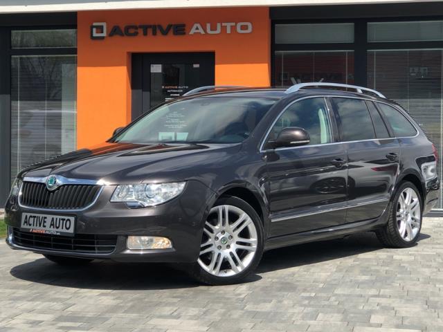 Škoda Superb Combi 2.0 TDi DSG
