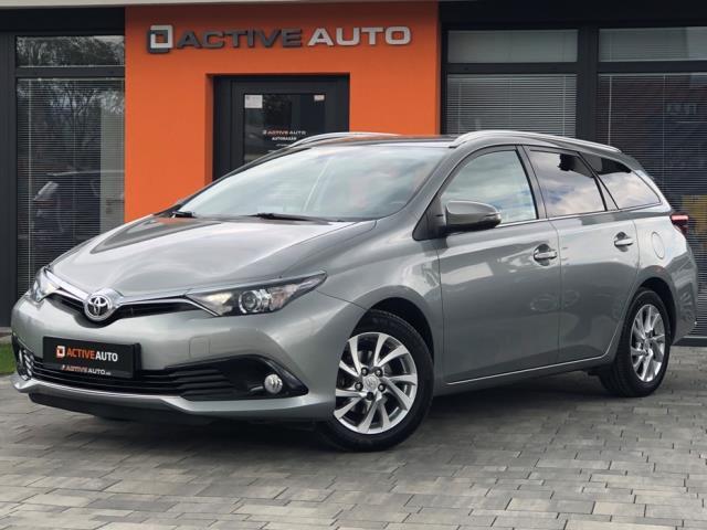 Toyota Auris Touring Sports 1.6 Valvematic