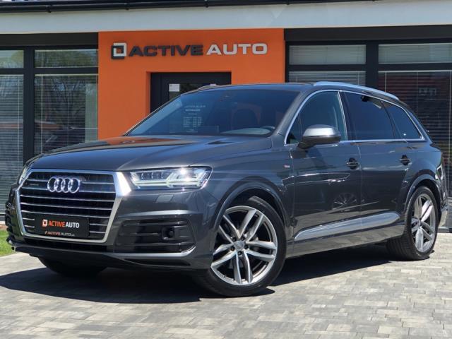 Audi Q7 3.0 TDi Quattro 3x S-line