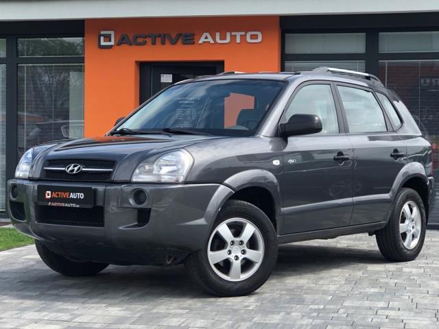Hyundai Tucson 2.0i CVVT 4x4