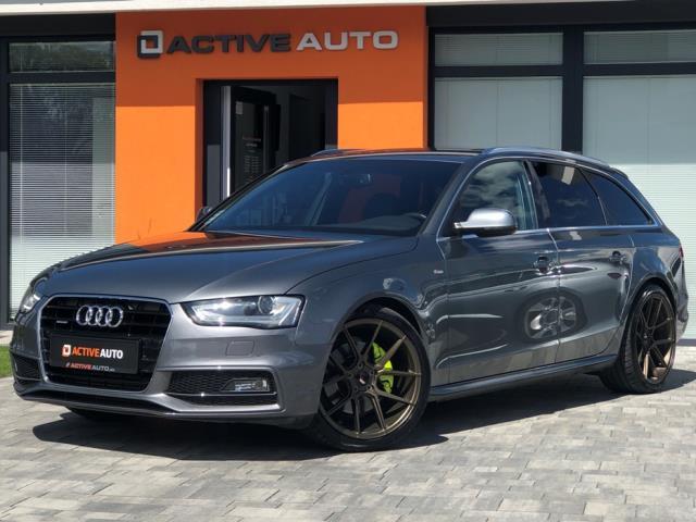 Audi A4 Avant 2.0 TFSi 4x4 S-Tronic 3x S-line