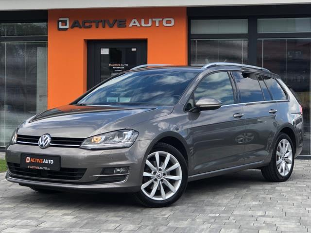 Volkswagen Golf Variant Highline 2.0 TDi