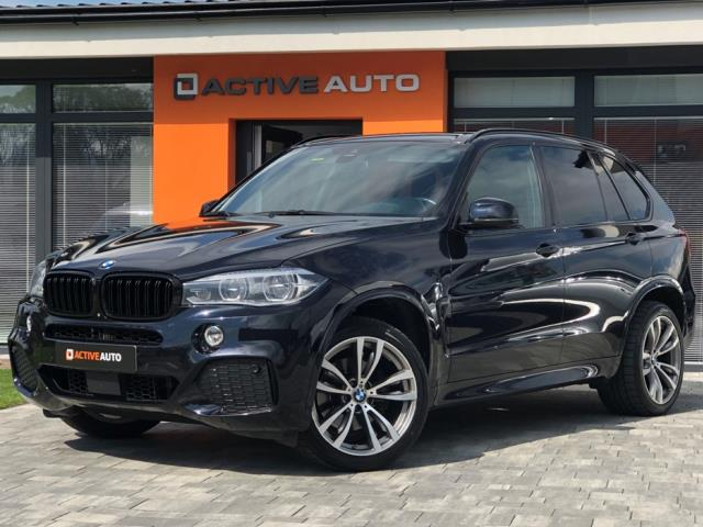 BMW X5 4.0D M packet