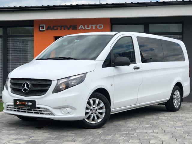 Mercedes Vito 116CDI XL Tourer