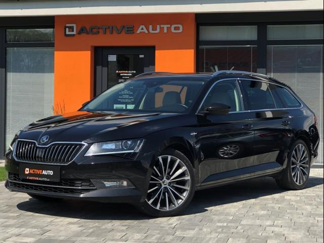 Škoda Superb Combi Laurin & Klement 4x4 DSG