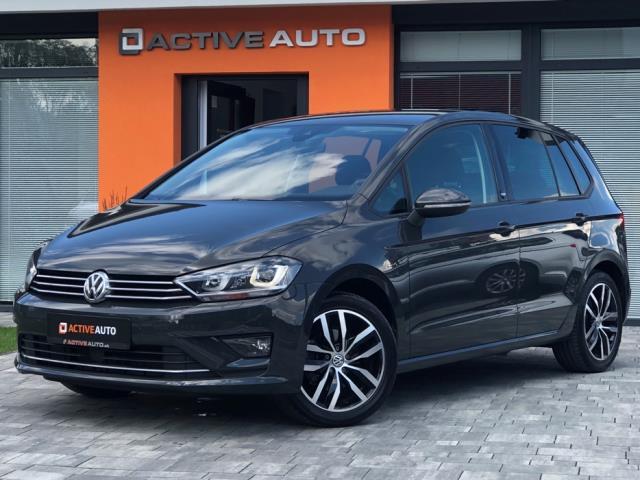 Volkswagen Golf Sportsvan SOUND 1.4 TSi BMT