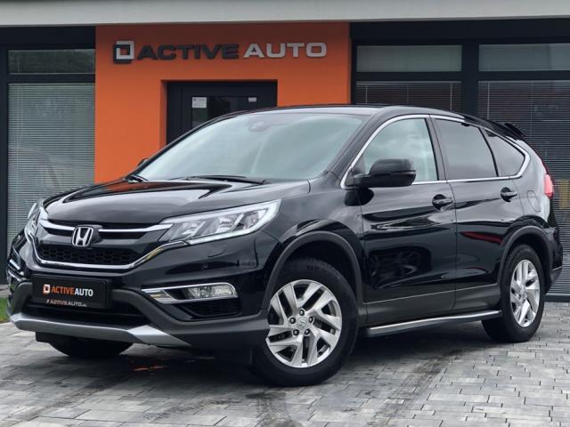 Honda CR-V 1.6 I-DTEC 4WD