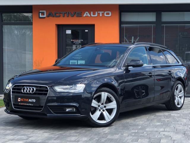 Audi A4 Avant 3.0 TDi Multitronic
