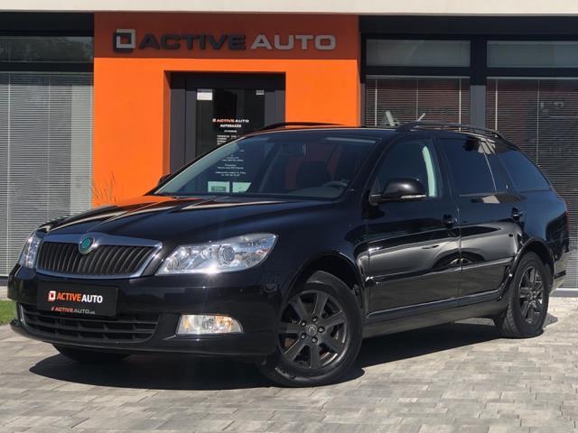 Škoda Octavia Combi 2.0 TDi