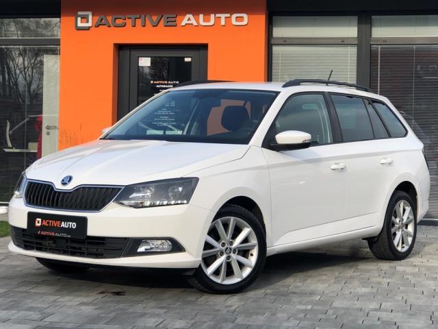 Škoda Fabia Combi Style 1.2 TSi