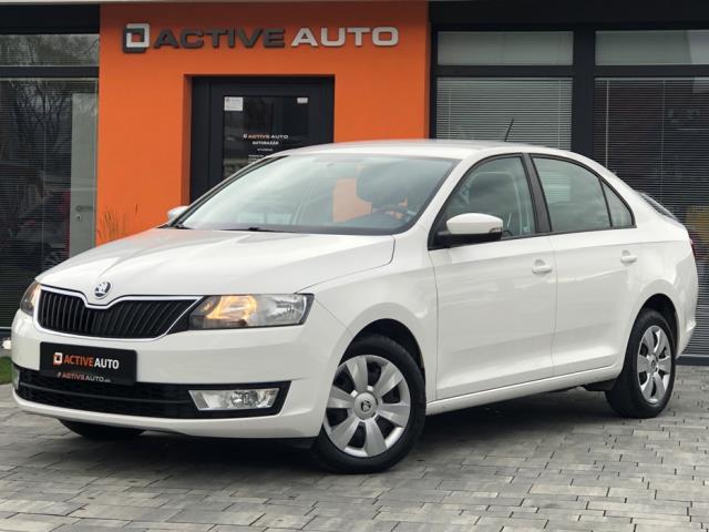 Škoda Rapid 1.4 TDi