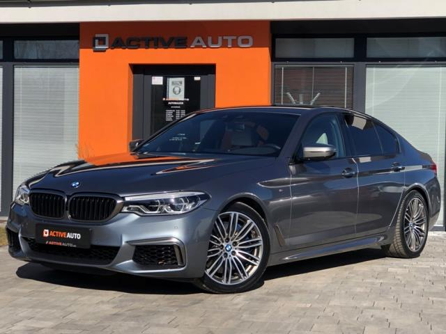 BMW Rad 5 M550i xDrive