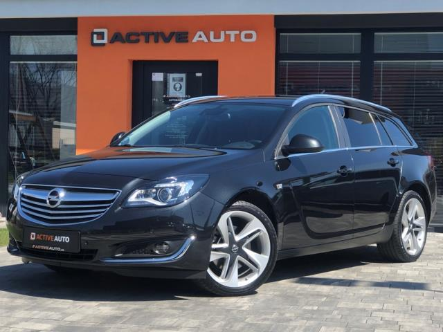 Opel Insignia 2.0 CDTI Bi-Turbo 4x4