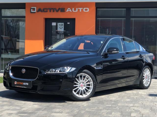 Jaguar XE 2.0 I4D RWD Pure