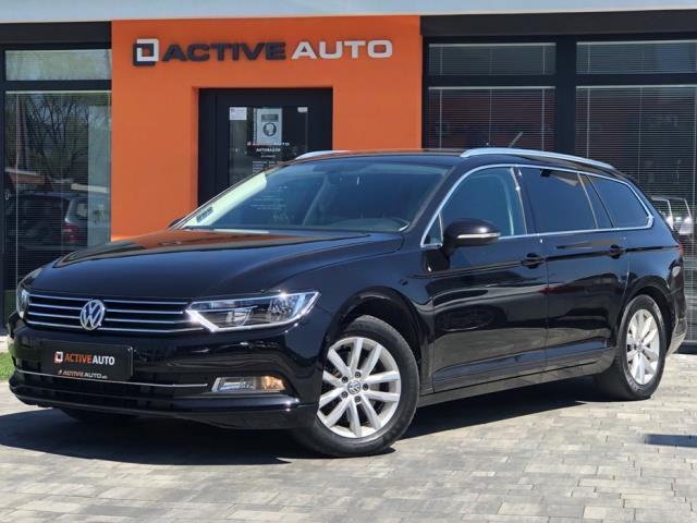 Volkswagen Passat Variant 1.6 TDi DSG