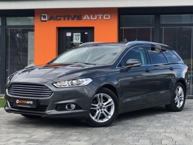 Ford Mondeo Combi 2.0 TDCi Power-Shift