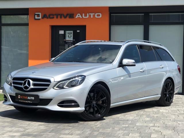Mercedes E trieda 350 BLUETEC 4Matic